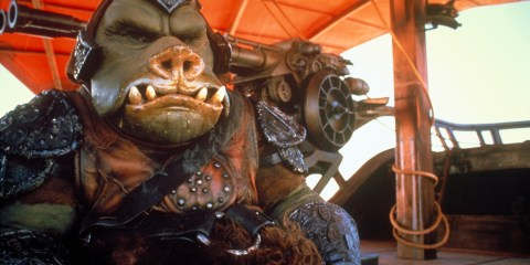 Exclusief interview met Stephen Costantino (Gamorrean Guard in Return of the Jedi)
