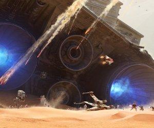 STAR WARS BATTLEFRONT: BATTLE OR JAKKU DLC REVIEW