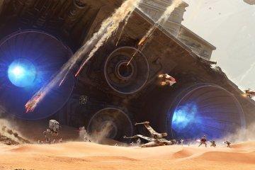 STAR WARS BATTLEFRONT: BATTLE OF JAKKU DLC REVIEW