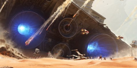 STAR WARS BATTLEFRONT: BATTLE OF JAKKU DLC REVIEW