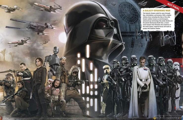 Rebels vs Empire