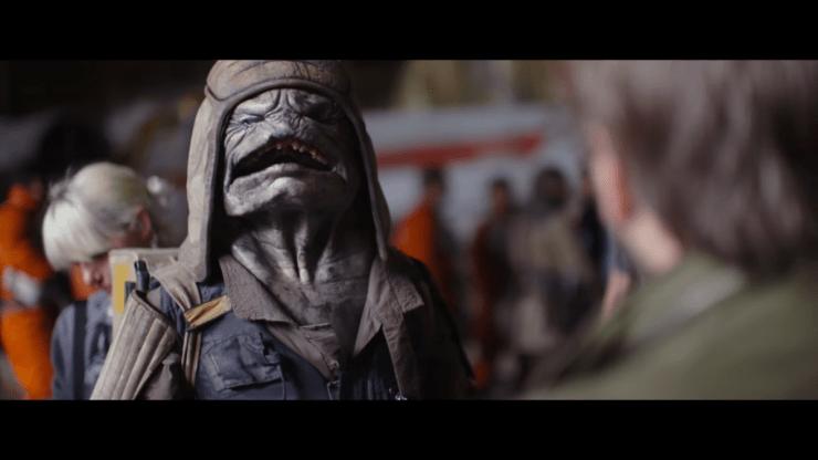 Een andere alien in het rijtje hebben we al eerder gezien in leaks. Hij lijkt Pao te heten.