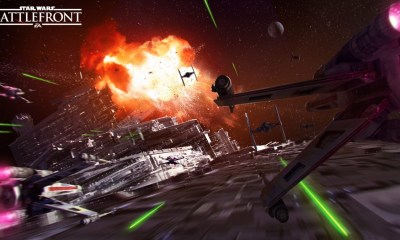 Nieuwe Star Wars Battlefront Death Star Modus onthuld