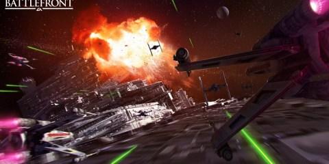 Nieuwe Star Wars Battlefront Death Star Modus onthuld