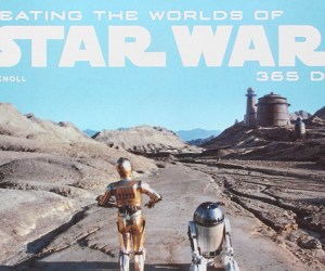 Making the Worlds or Star Wars Cover