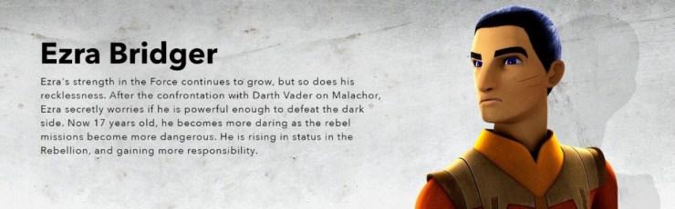 Rebels beschrijving Ezra