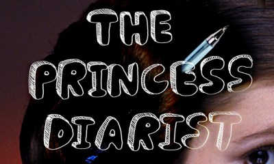 Princess Diarist Cover