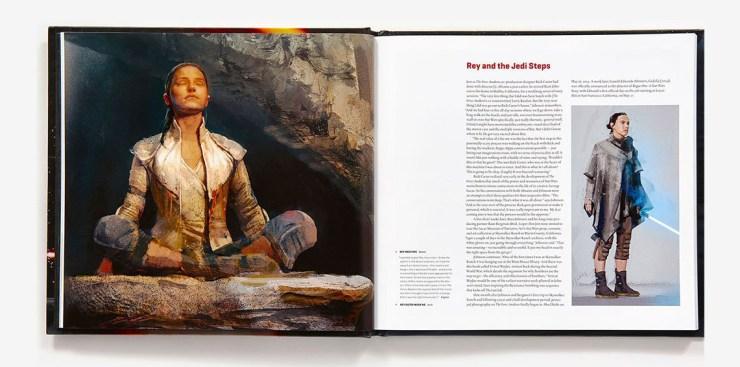The Last Jedi - Rey pagina's
