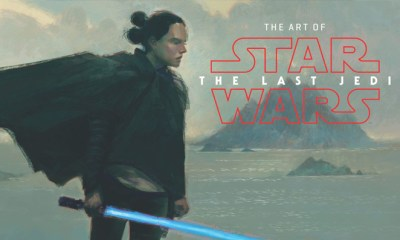 The Last Jedi Cover