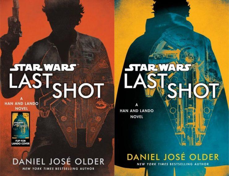 De Han en Lando covers van Last Shot