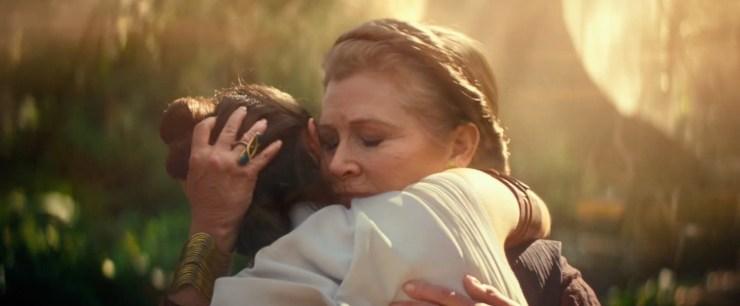 Over General Leia gesproken..