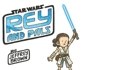 Rey and Pals Cover
