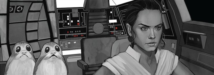 Phil Noto - Disney Lucasfilm Press