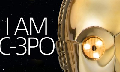 I am C-3PO Cover