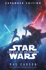 The Rise of Skywalker Expanded Edition Cover