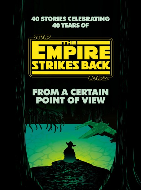 From a Certain Point of View: The Empire Strikes Back omslag