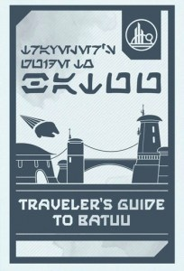 Travelers Guide to Batuu Cover