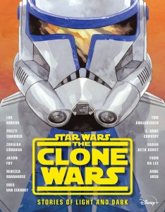 Clone Wars Stories Cover