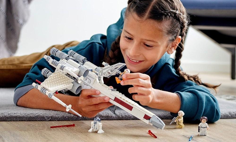 LEGO Luke Skywalker's X-Wing