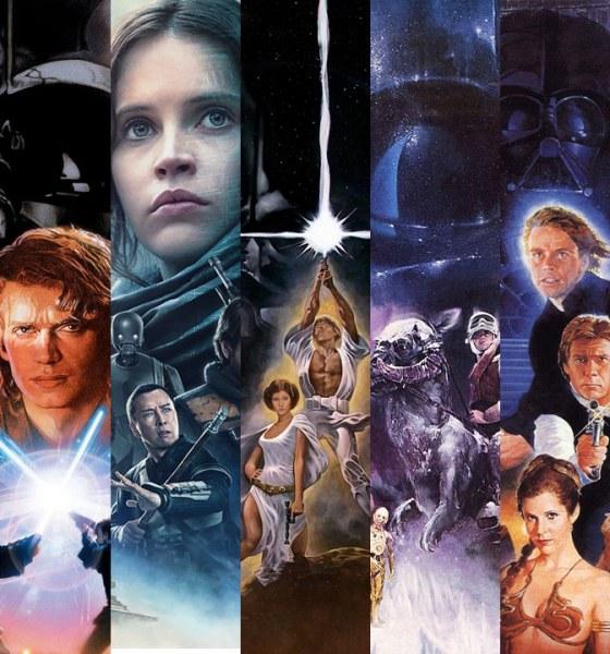 Star Wars films volgorde