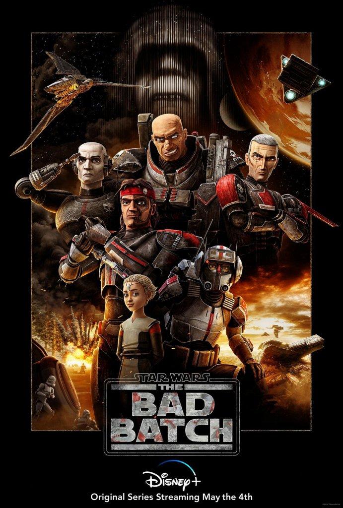 Bad Batch poster