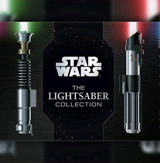 The Lightsaber Collection Cover