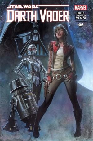 Darth Vader #3 cover
