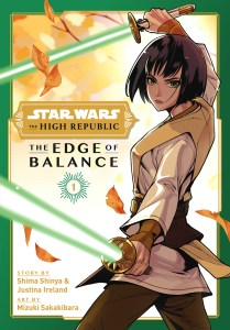 The High Republic: The Edge of Balance, Vol 1 Cover
