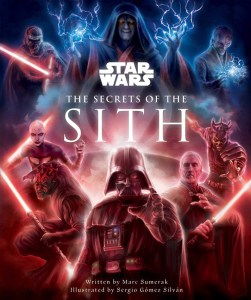 The Secrets of the Sith - Cover