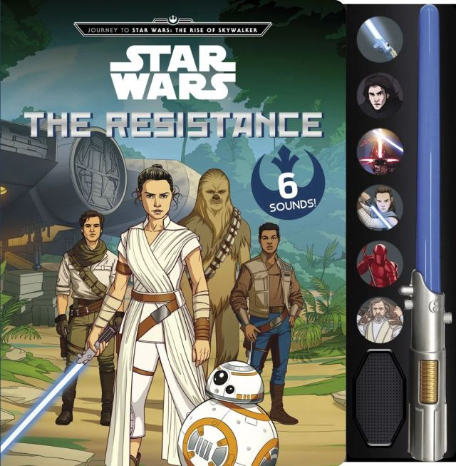 JtSWTROS TheResistance Out Today: Star Wars: The Resistance