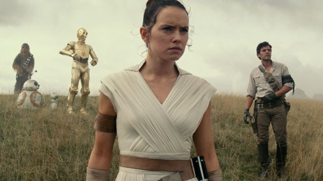 No more lightsabers? Star Wars: Rise of Skywalker will reportedly see the end of Jedi and Sith