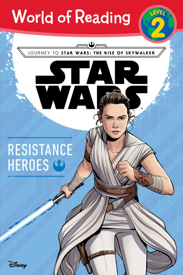sw resistance heroes reader disney lucasfilm press 05.0222 683x1024 Out Today: Star Wars: Resistance Heroes