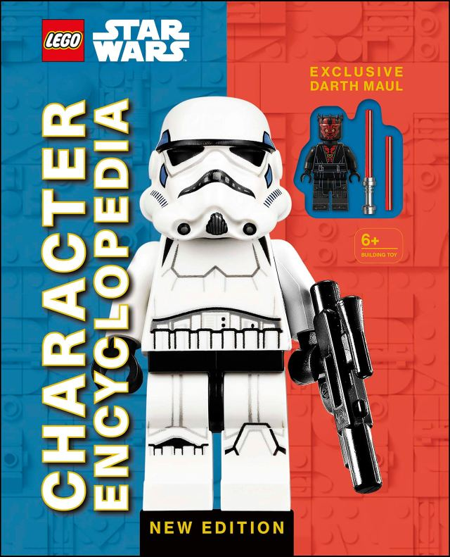 819YnA3I2L 829x1024 Out Today: LEGO Star Wars Character Encyclopedia New Edition