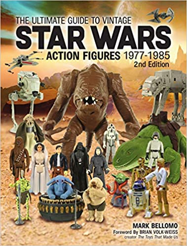second edition Out Today: The Ultimate Guide to Vintage Star Wars Action Figures 1977 1985