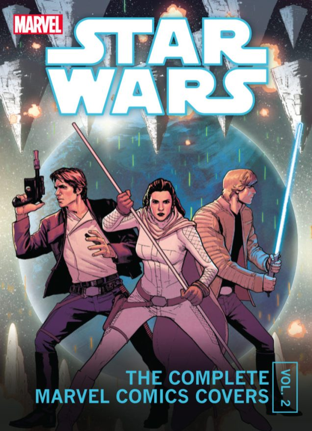 Star Wars: The Complete Marvel Comics Covers Mini Book, Vol. 2 | Insight Editions
