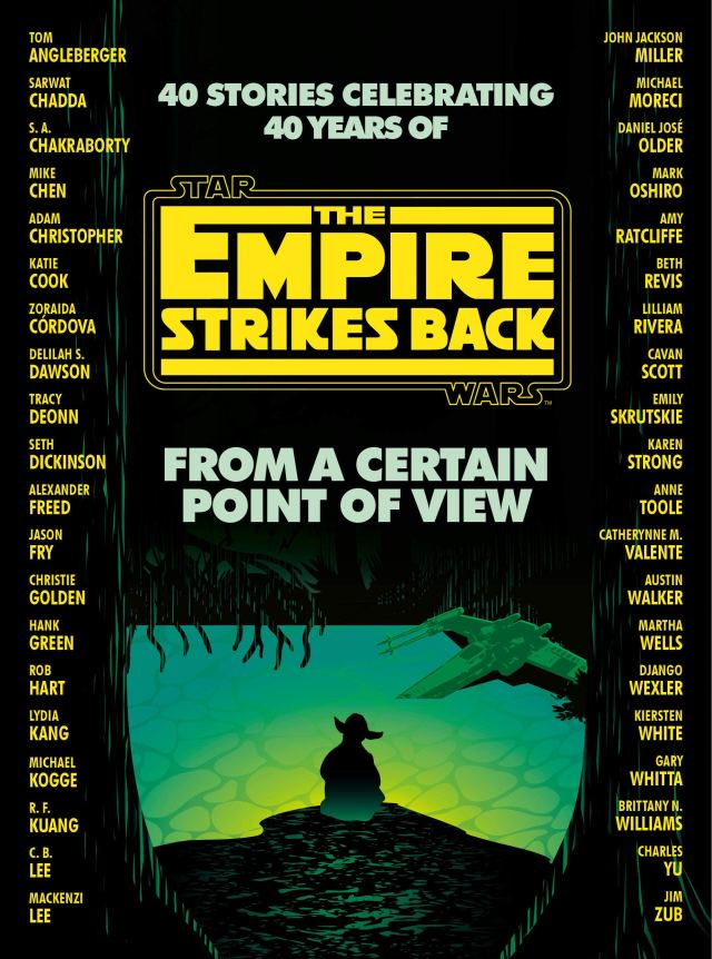 81F3qSHGm1L 760x1024 Star Wars: The Empire Strikes Back: From a Certain Point of View Review by Geeksofdoom.com