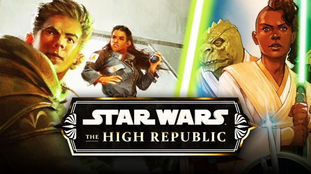 Star Wars Confirms 3 Phases For The High Republic