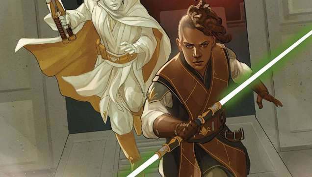 Star Wars: The High Republic author Cavan Scott on Tempest Runner and knowing what he did