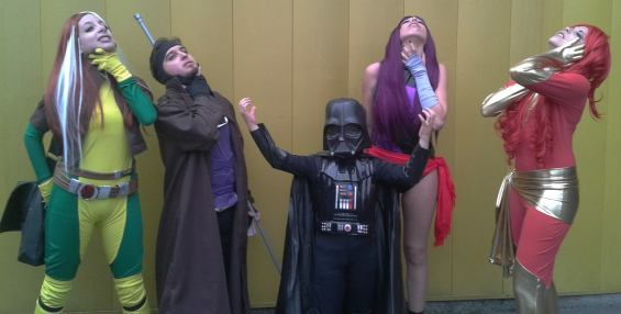 Darth Vader Boy 2