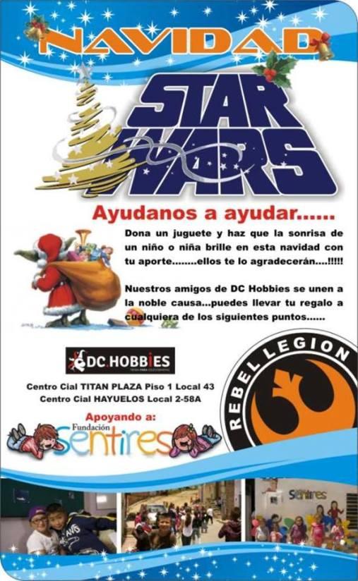 Navidad Star Wars