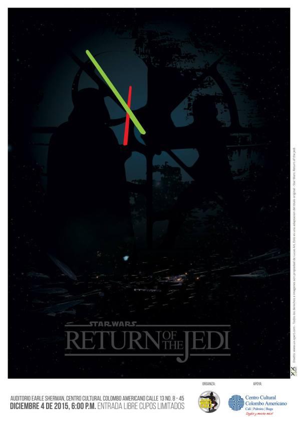 Return of Jedi - Hannerth Hernandez