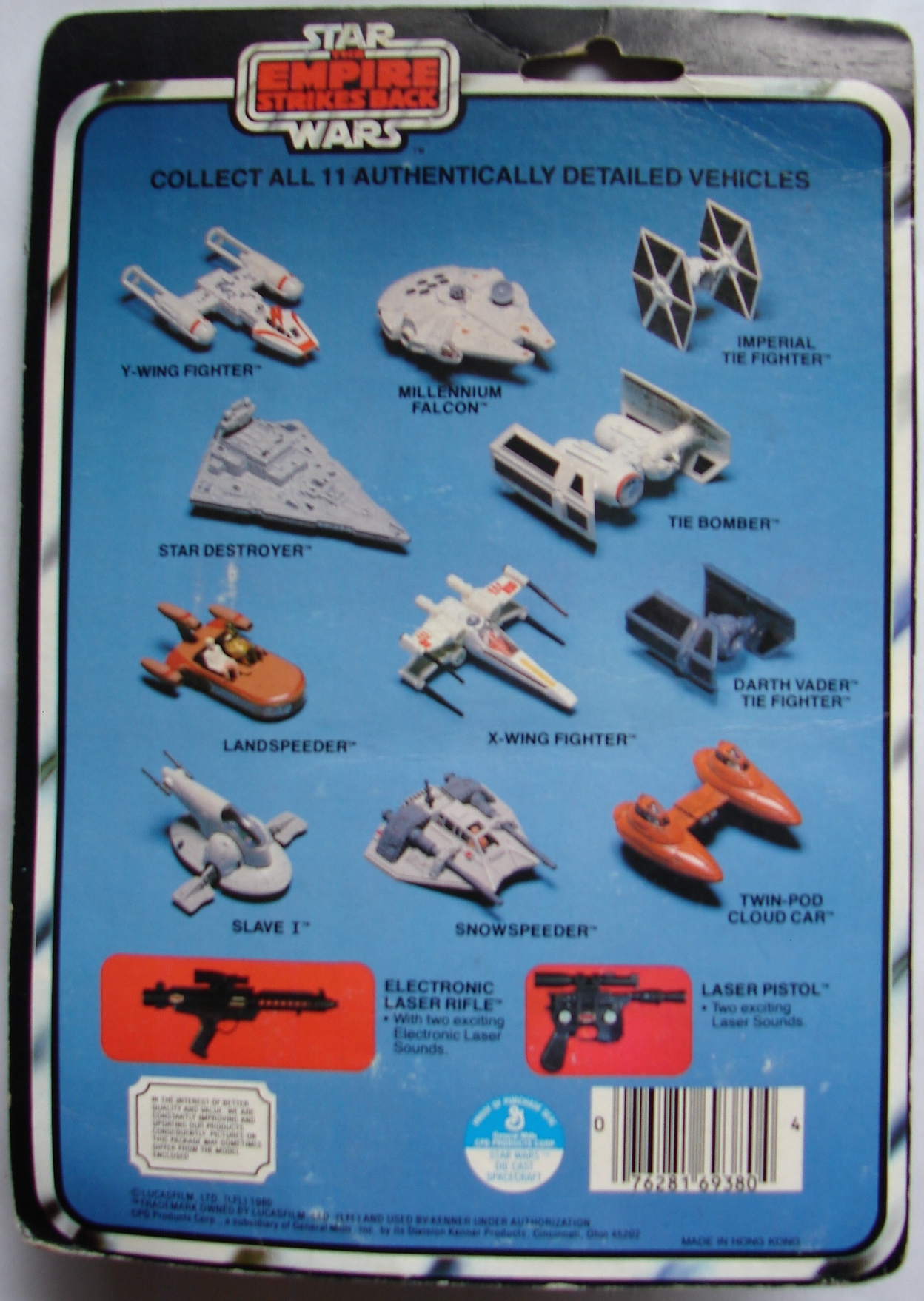 Star Wars Die Cast Ships And Vehicles The 70 S Thru Today