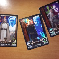 [RECENSIONE] Topps Star Wars Force Attax
