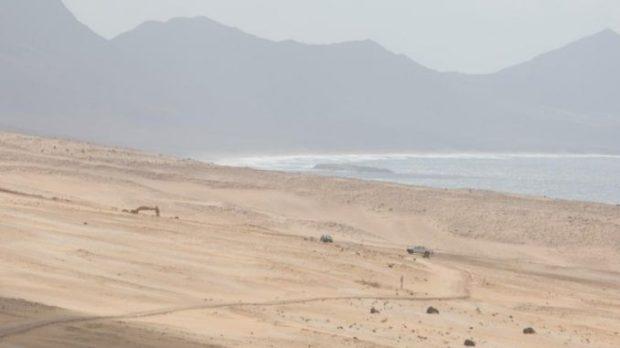 Le tournage de la deuxième Star Wars Story sur Han Solo se prépare à Fuerteventura.