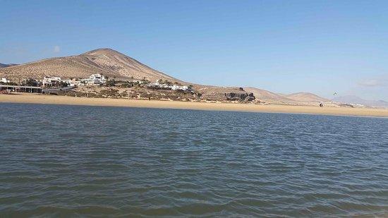 Un des lieux de tournage de la Star Wars Story sur Han Solo à Fuerteventura