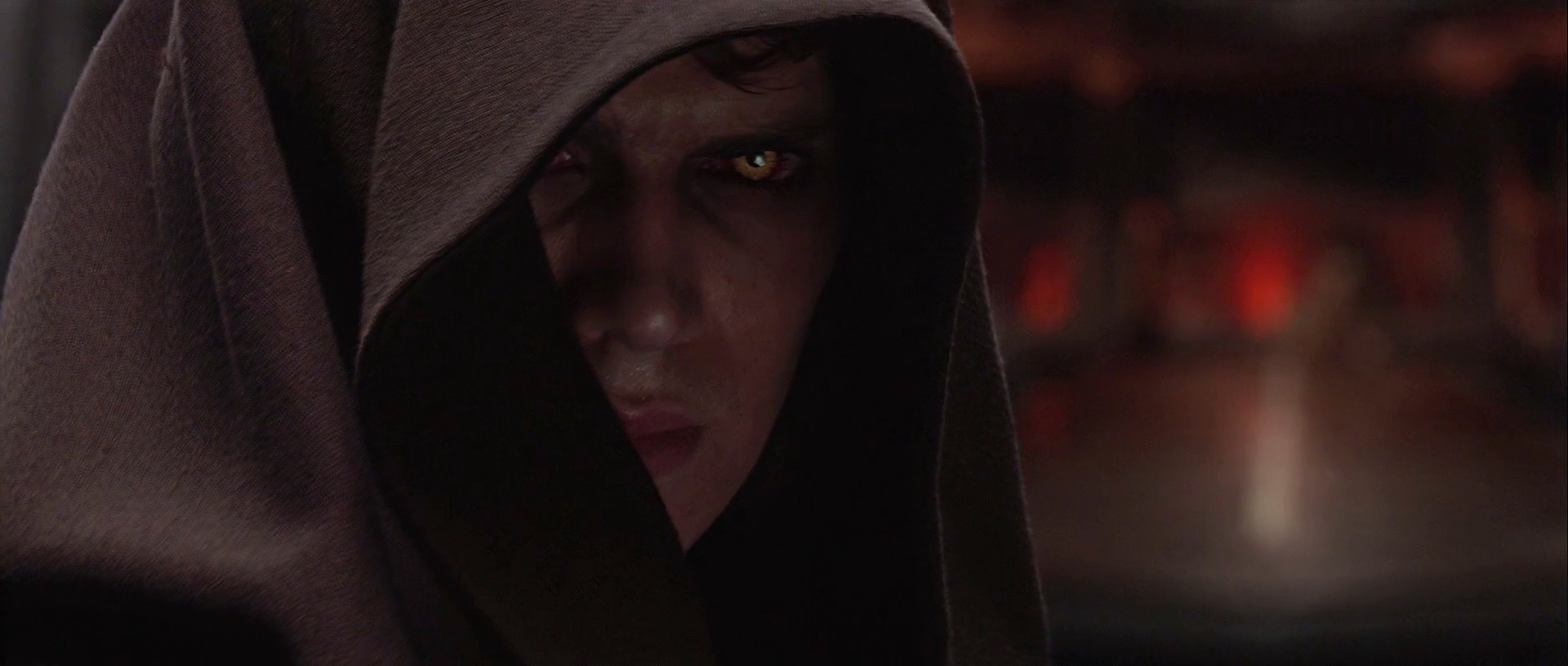 Image result for Anakin sith eyes