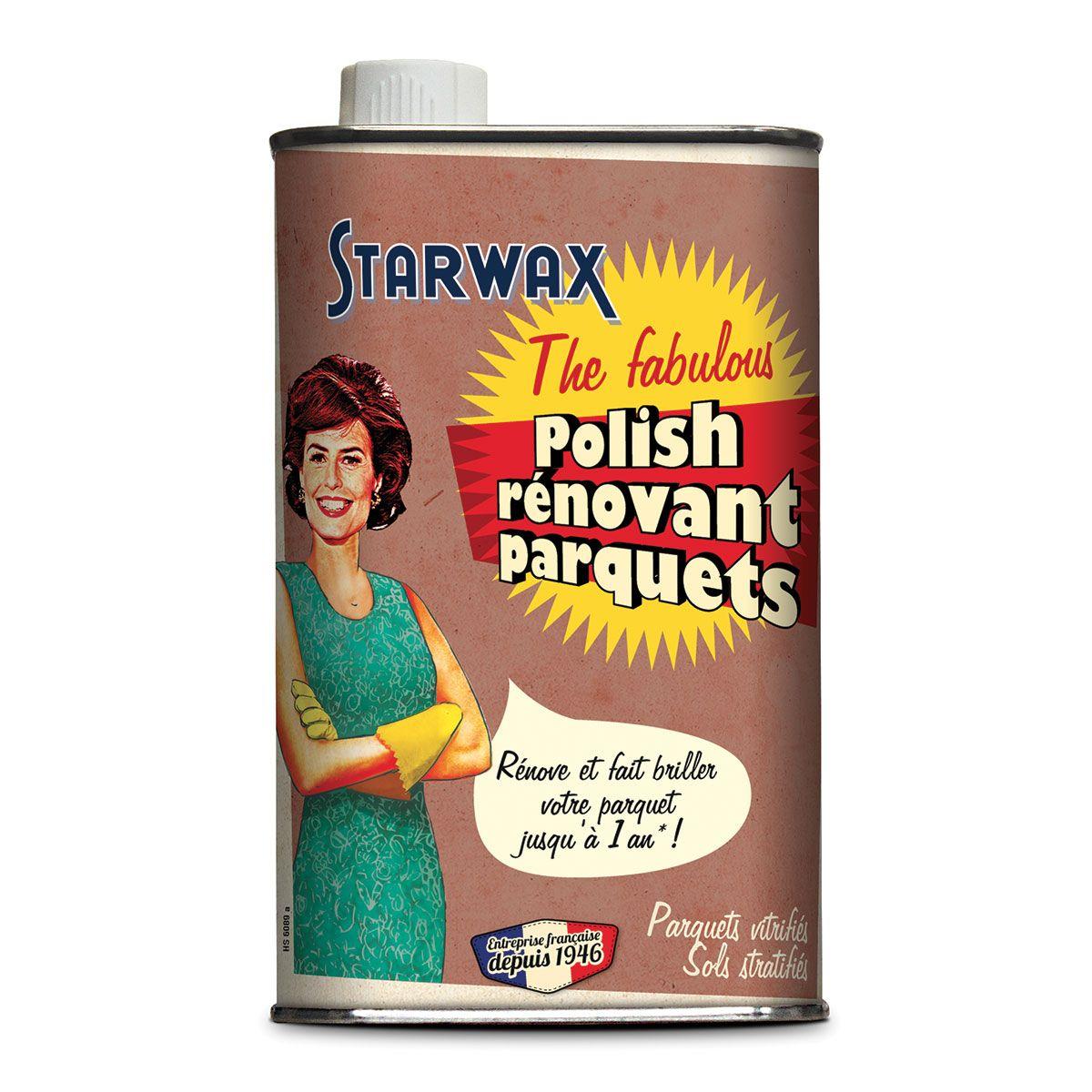 polish renovant pour parquets