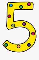 number 5 1