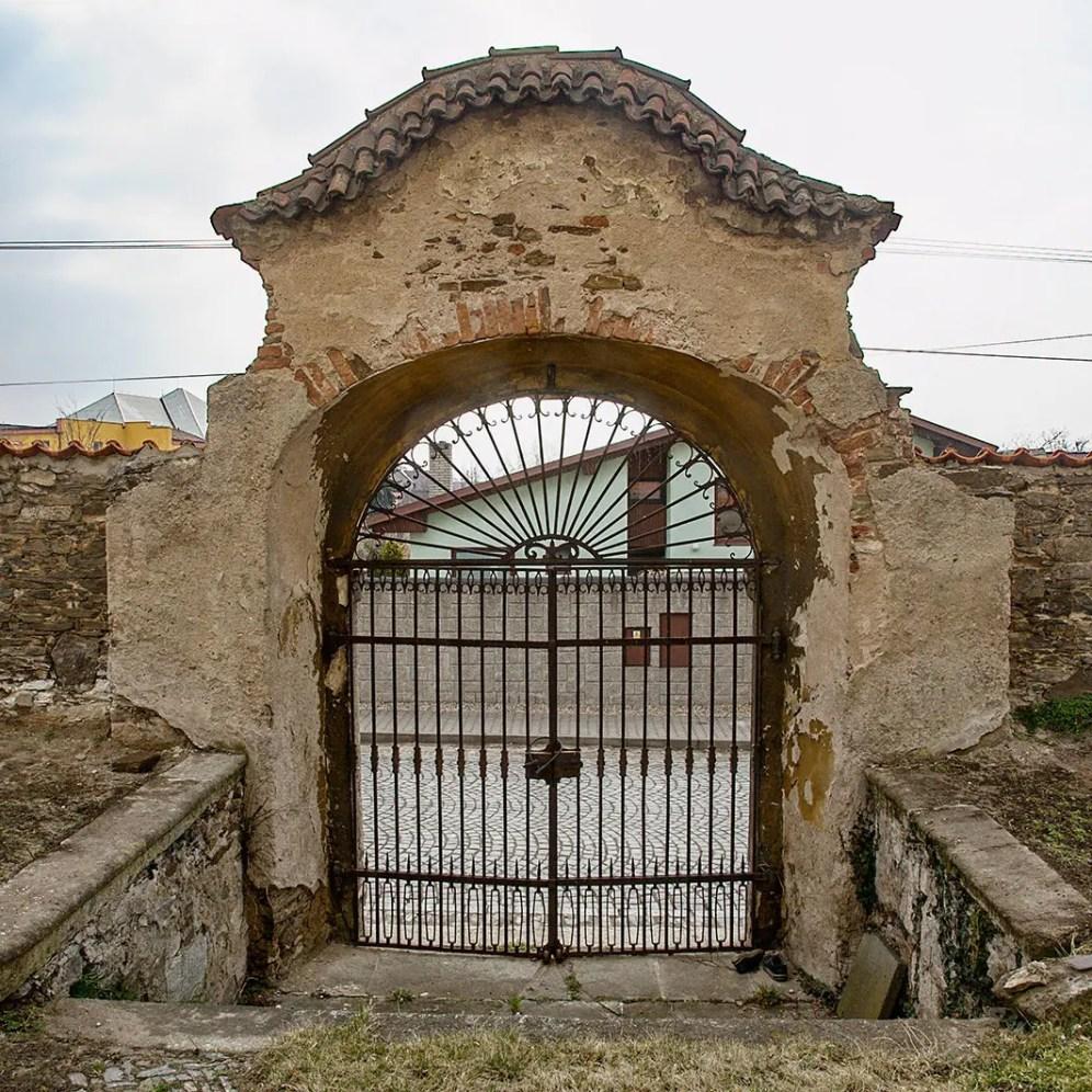 Jižní brána - výchozí stav