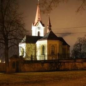Kostel sv. Ondřeje 2014